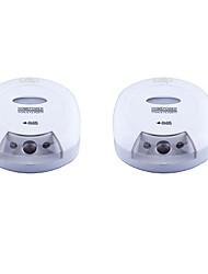 youoklight 2pcs maison de détecteur de mouvement capteur activé toilettes salle de bains nuit de siège de lumière