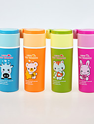 Eco Friendly Water Bottle Kids China Plastic Bottle 250ml