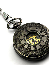 Clock/Watch Inspired by Assassin Ezio Anime Cosplay Accessories Mechanics Clock/Watch Black Golden Alloy Female
