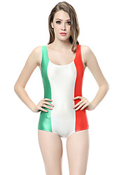 New Digital Printed One-piece Swimsuit