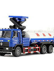 Truck Toys 1:50 Metal ABS Plastic Blue