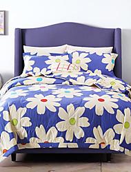 Multicolore Couettes Matériel Lit 2 Places 'Queen' 1 Couvre-lit