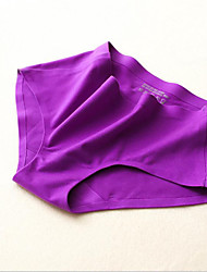 Women Sexy Solid Shaping Panties Boxers Underwear,Spandex
