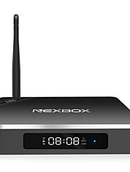 NEXBOX N86 RK3368 Android Box TV,RAM 2GB ROM 16Go Huit Cœurs WiFi 802.11n Bluetooth 4.0