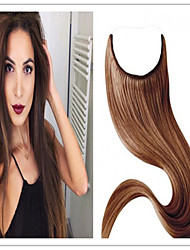 European Hair Top Quality Grade 8A Human Hair Extension Real Remy Hair Flip In Hair Extensions Virgin Straight Hair