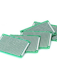 Double Side Tin-Plating 2.54mm DIY Prototype PCB Printed Circuit Board (5 PCS)