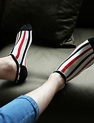 Unisex Medium Socks,Cotton Spandex