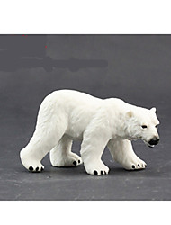Action Figures & Stuffed Animals Model & Building Toy Toys Novelty Toys Plastic White For Boys For Girls