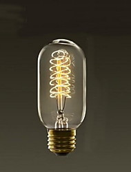 40W Edison Antique Tungsten Light Bulb