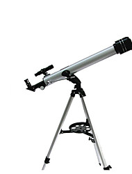 60mmTelescopes High Powered High Definition 45/65/135/216/675X Multi-coated BAK4 Space 700-60 Outdoor Zooming Monocular With Portable Tripod