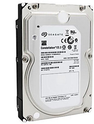 Seagate 3TB Enterprise Hard Disk Drive 7200rpm SATA 3.0(6Gb/s) 128MB Cache 3.5 inch-ST3000NM0033