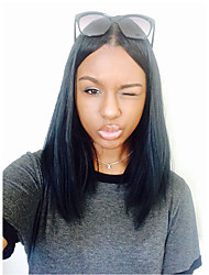 Straight Bob Lace Front Wigs Custom styles Chinese Virgin Human Hair Lace Front Human Hair Wigs Short Bob Wigs