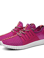 Summer Han hollow mesh surface shoes at the end of the wild light sports shoes female summer breathable running shoes