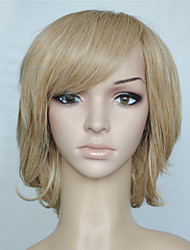 Top Quality Curly Wig Short Bob Wig Synthetic Fiber Hair Women Party Costume Cosplay Wig