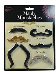 Beard Decoration Party Top 10 Manliest Mustaches of All Time Assortment