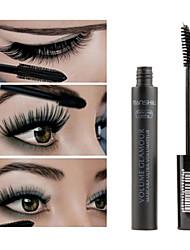 1Pcs Women Black 3D Fiber Mascara Volome Curl Thick Waterproof Eyelashes Extension Brand Makeup Maquillage