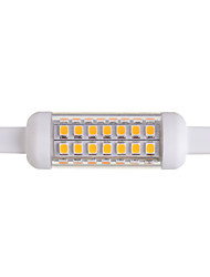 6W R7S LED à Double Broches T 58 SMD 2835 600 lm Blanc Chaud Blanc Froid Décorative V 1 pièce