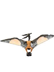 Brinquedos de Faz de Conta Modelo e Blocos de Construção Brinquedos Novidades Dinossauro Plástico Amarelo Bronze