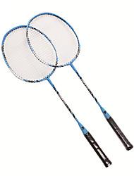 Raquettes de badminton(Bleu,Nylon) -Durable
