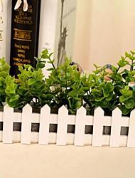 1 Ast Kunststoff andere Tisch-Blumen Künstliche Blumen 32