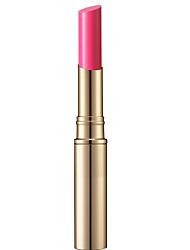 formulação UMF batom cor 6 molhada bálsamo de nutrição batom vermelho nutre os lábios rachados e permite a aplicação suave