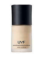UMF Base Makeup Face Liquid Foundation Whitening Moisturizing Oil-control Waterproof Cosmetics Concealer BB Cream 30ml