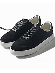 Men's Sneakers Winter Other Leatherette Casual Black Gray Navy Blue