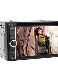 "6.2"" 2 Din TFT Screen In-Dash Car DVD Player With Bluetooth,GPS,iPod,RDS,3G(WCDMA)+Free Rear Viwe Camera"