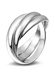 Band Rings Ring Costume Jewelry Alloy Circle Jewelry For Wedding Party Special Occasion Daily Casual
