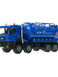 Truck Construction Vehicles Toys 1:50 Metal ABS Plastic Blue