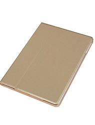 For IPad Air 2 Air1 With Stand Case Full Body Case Solid Color Hard PU Leather