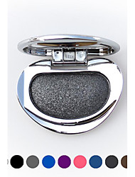 1Pcs Diamond Single Baked Eye Shadow Powder Makeup Palette In Shimmer Metallic Glitter Cream Eyeshadow Palette