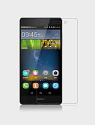 nillkin filme protetor de cristal claro anti-impressão digital tela para Huawei p8 Lite