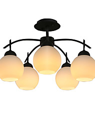 Chandelier ,  Modern/Contemporary Others Feature for Designers Metal Living Room Bedroom Study Room/Office Kids Room