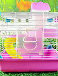 Cages Plastic White Coffee Blue Blushing Pink