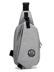 Unisex Oxford Cloth Sports Casual Outdoor Office & Career Professioanl Use Sling Shoulder Bags