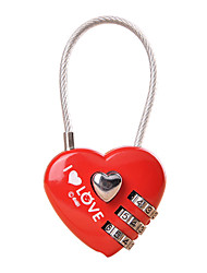 Luggage Lock Coded Lock Coded lock for Luggage Accessory