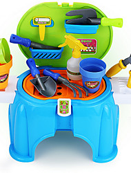 Tue so als ob du spielst Neuartige Spielzeuge Plastik Blau Für Jungen Für Mädchen