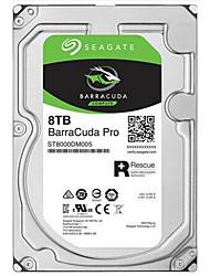 Seagate 8TB Desktop Hard Disk Drive 7200rpm SATA 3.0 (6Gb / s) 256MB nascondiglio 3.5 pollici-ST8000DM005