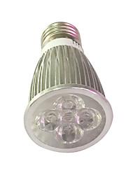 5W E14 E27 Luci LED per la coltivazione 5 LED ad alta intesità 450-550 lm Rosso Blu V 1 pezzo