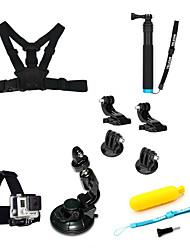 Multi funções Tudo em um Conveniência Para Gopro 4 Gopro 3 Gopro 2 Gopro 3+ Paraquedismo Escalada Mergulho Esqui Moto Surfe Viagem