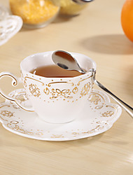 1 PC Random Color Newfangled Ceramics High Quality Teacup Drinking Cup
