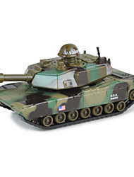 Military Vehicles Pull Back Vehicles 1:10 Metal Green