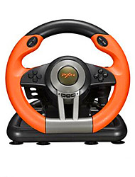 PXN®V3II PC Computer Wired Dual-mode Vibration Game Steering Wheel