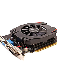 COLORFUL® Video Graphics Card GT730K -1GD3 900/1800MHz 1GB/64bit GDDR3 PCI-E 2.0 X8