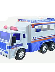 Militärfahrzeuge Pull Back Fahrzeuge 1:25 Metall Plastik Blau