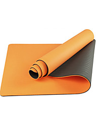 TPE Yoga Mats Odor Free Eco Friendly 6mm