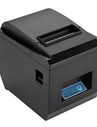 impressora térmica pos-80 milímetros com impressora à prova de óleo impermeável cortador usb cozinha
