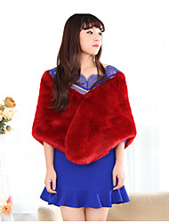 Women Rayon Scarf,Vintage Party Rectangle,Red,Solid
