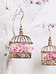 Bird Net Stainless Steel Black Gold